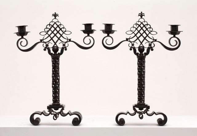 , 'Pair of Candlesticks,' ca. 1948, Maison Gerard