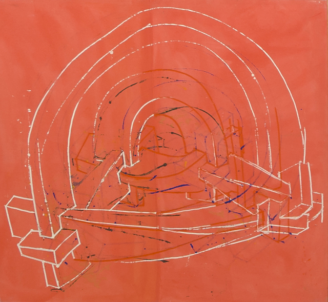 , 'Untitled,' ca. 1990, Galeria Plan B