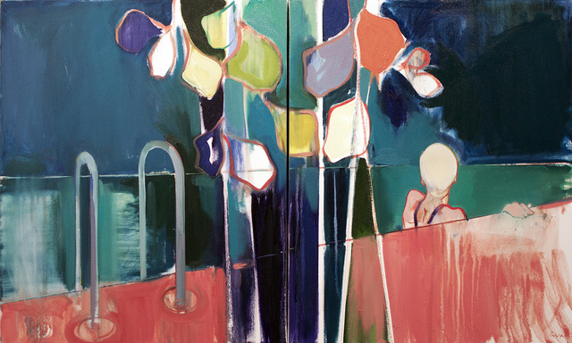 Charlotte Evans, 'Swim cap ', 2014, Candida Stevens Gallery