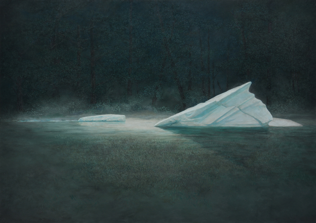 , 'Ice,' 2012, A2Z Art Gallery