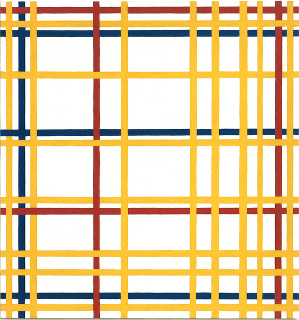 "Richard Pettibone, 'Piet Mondrian, ""New York City"", 1941-42', 1996, Collectors Contemporary"