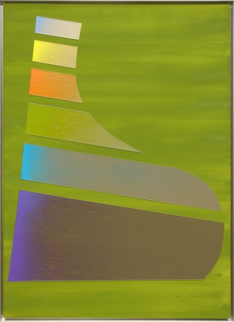 , 'Lime Wedge ,' 2015, Peter Robertson Gallery