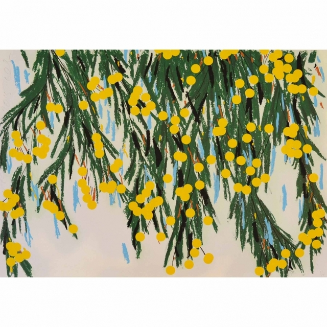 , 'Yellow Mimosa,' 2015, Artsnap