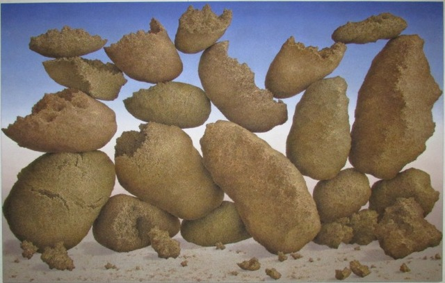 , 'Balance 1509-U,' 2015, Galerie Bhak