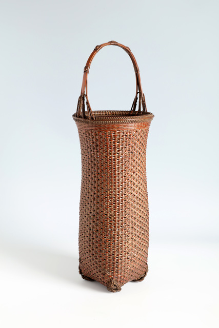 , 'Handled Flower Basket (T-4191),' Showa era (1926-89), Erik Thomsen