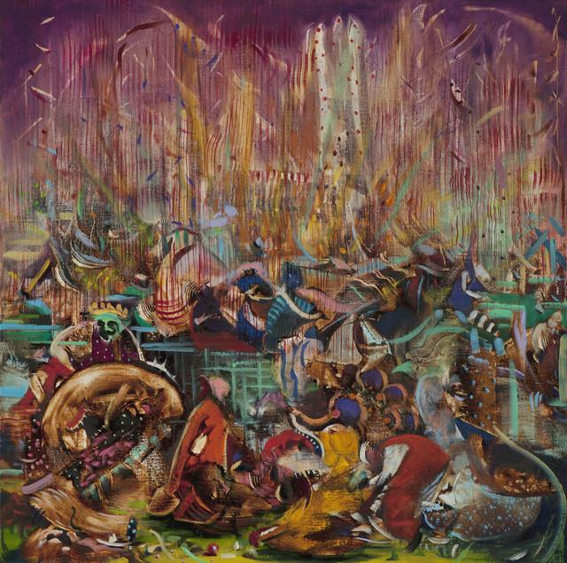 Ali Banisadr - 14 Artworks, Bio & Shows on Artsy