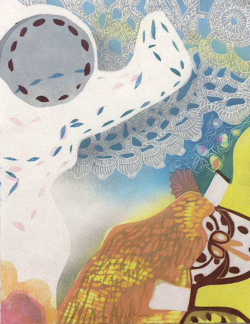 , 'Marcelle,' 2017, Kiechel Fine Art