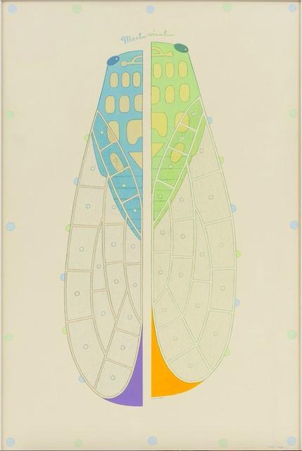 , 'Sound of the Cicada,' 1983, Tokyo Gallery + BTAP