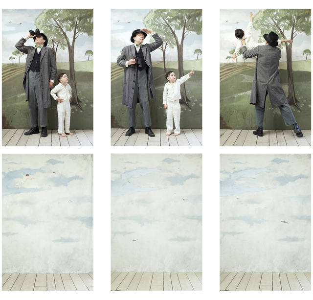 , 'The Birdwatcher,' 2013, Galerie XII