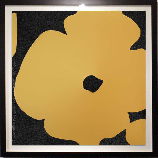 , 'Gold Flowers,' 2011, Soho Contemporary Art