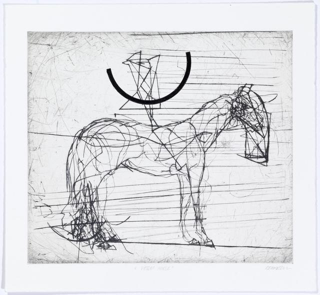 , 'Vessel Horse,' 2015-2018, David Krut Projects
