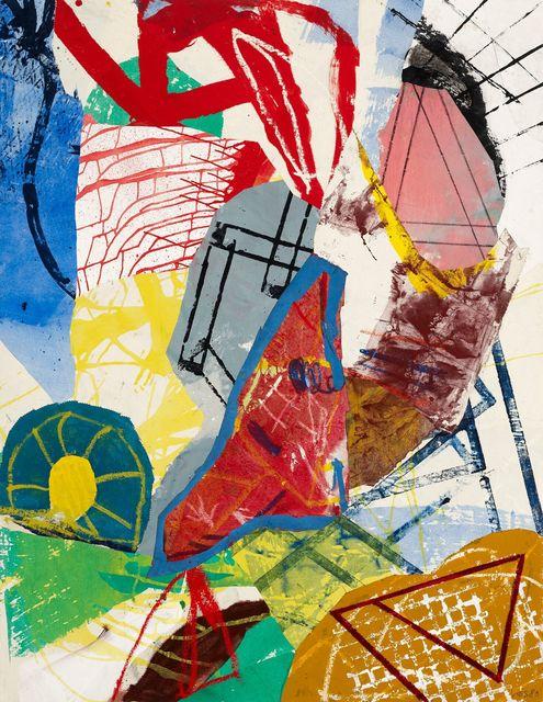 Jan Voss, 'Contiental Weather Forecast', Galerie Moderne Silkeborg