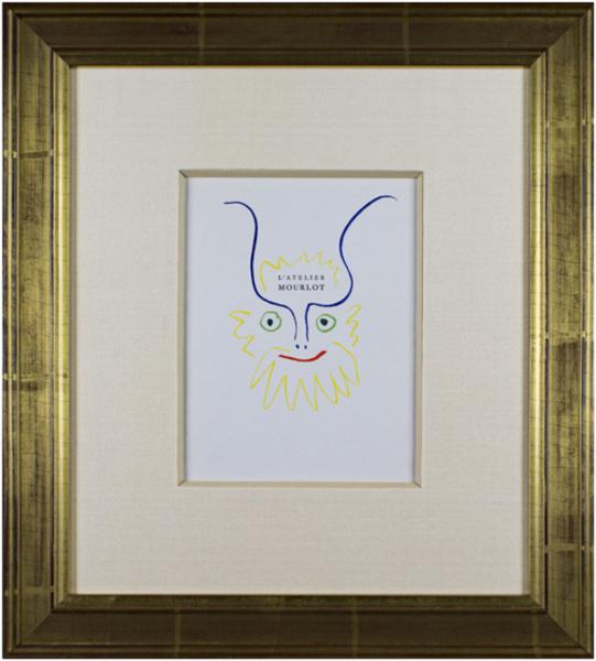 , 'L'Atelier Mourlot Title Page,' 1965, David Barnett Gallery