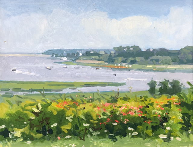 , 'Eastham, MA,' 2018, William Baczek Fine Arts