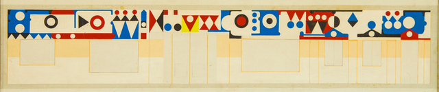 , 'Proyecto para mural,' 1973, Leon Tovar Gallery
