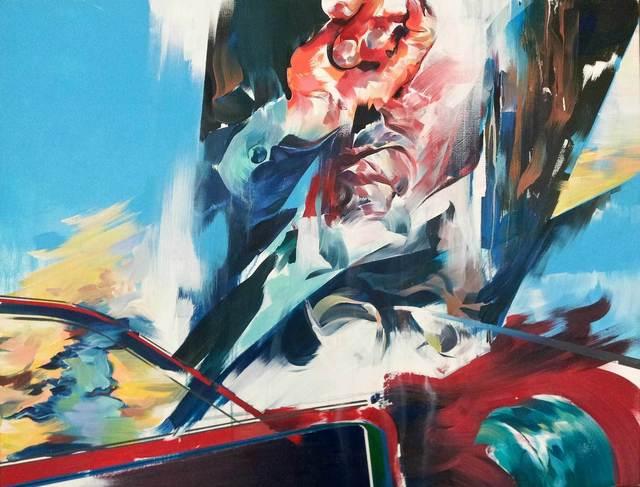 , 'Car Crash,' 2012, Gallery Elena Shchukina