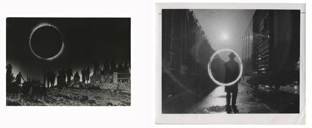 , 'TQ 13/14: Solar Eclipse in Nice/Flagman D.E. Jones,' 1961/1959, Moss Bureau