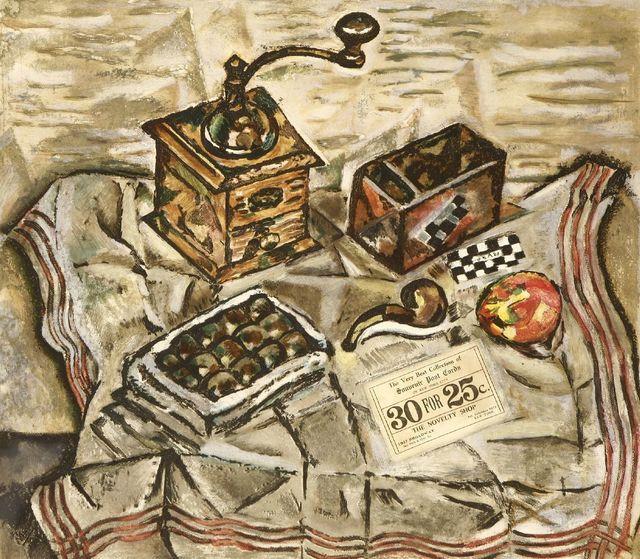 Joan Miró, 'LE MOULIN À CAFÉ (MAEGHT 1701)', 1954, Sworders