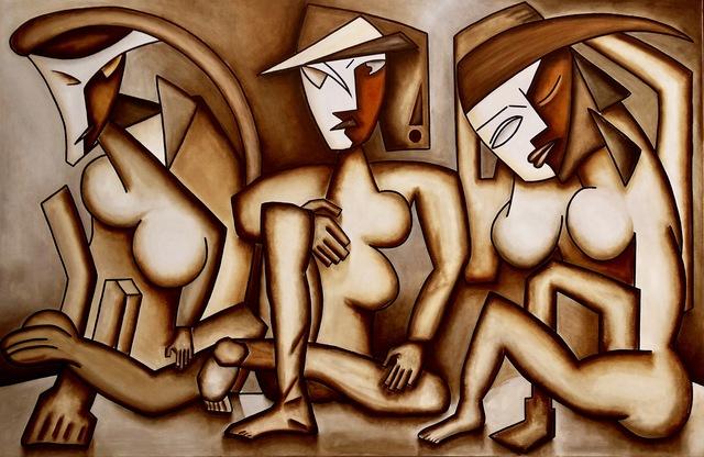 , 'Mystères féminins,' , BOCCARA ART