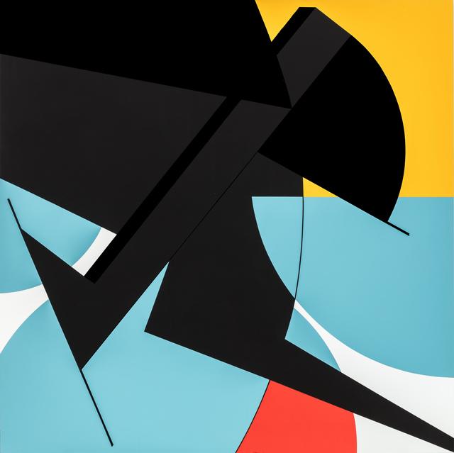 , 'Colour & Form LXI,' 2018, Stevenson
