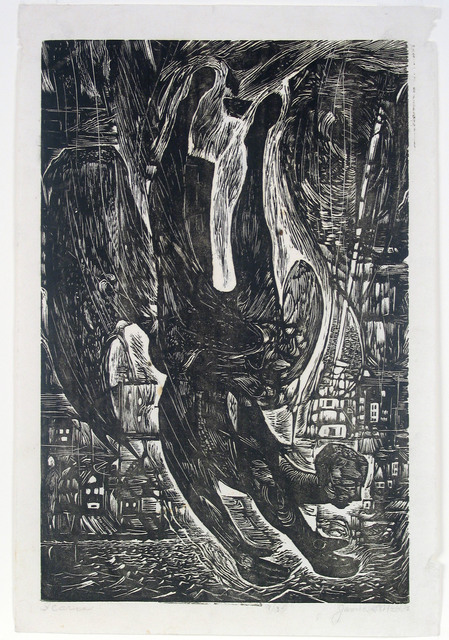 , 'Icarus,' 1949, Sragow Gallery
