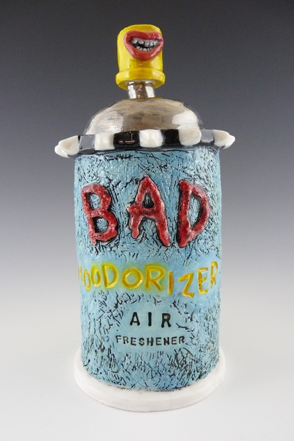 Gena Fowler, 'Bad Mood Air Freshener', 2015, Ellsworth Gallery