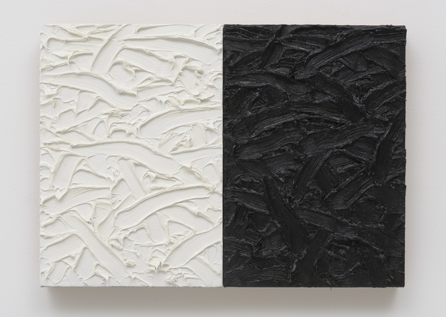 , 'Abstract Diptych #20,' 2012, Roberts Projects