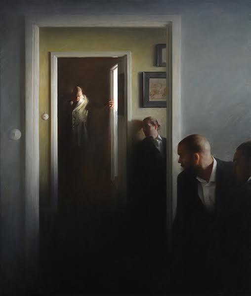 , 'Hallway No. 2,' 2015, ARCADIA CONTEMPORARY