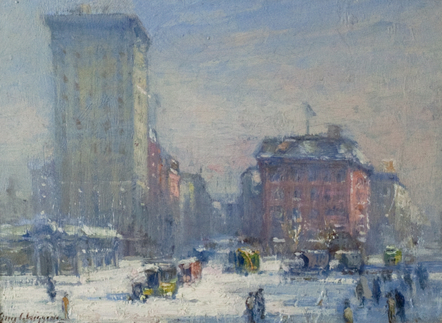 , 'The Circle, New York City,' , Questroyal Fine Art