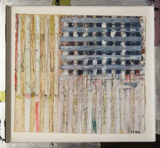 , 'Stripes No Stars 11,' 2019, Gaa Gallery