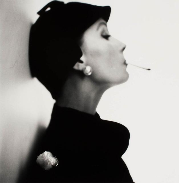, 'Velvet Helmet Hat (Sue Jenks),' 1949, Pace Gallery