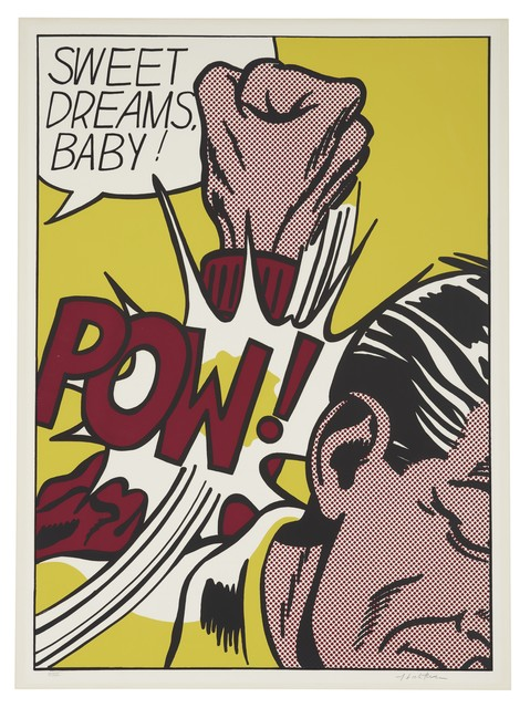 Roy Lichtenstein, 'Sweet Dreams Baby!', 1965, ARCHEUS/POST-MODERN