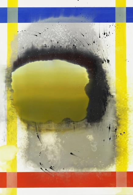 , 'Ohne Titel (Wie wenn es aus dem Nebel gekommen wäre...),' 2015, Galerie Elisabeth & Klaus Thoman