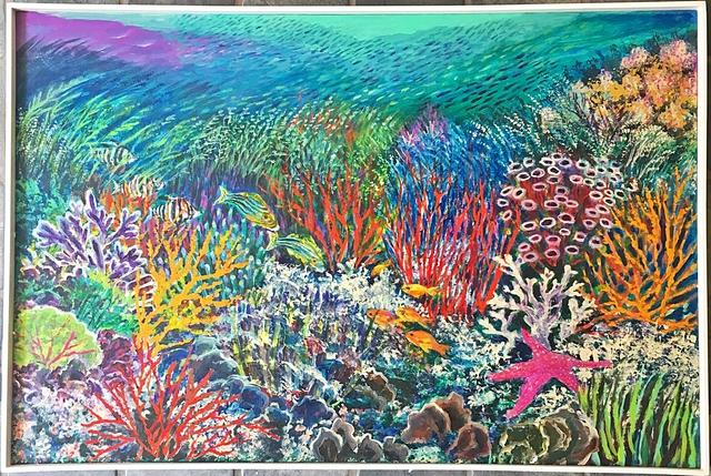, 'Sea Garden V,' 2014, Alpha 137 Gallery