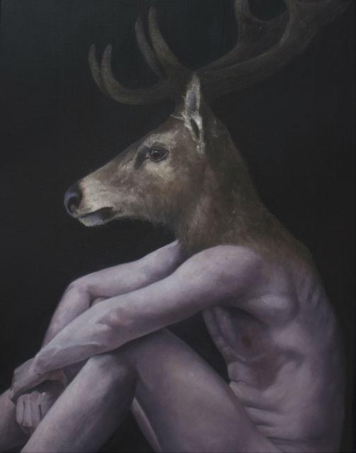 , 'Glimmer Five,' 2015, Abend Gallery