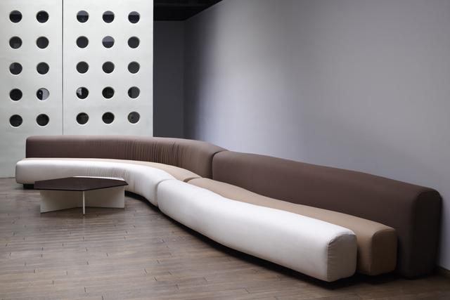 Pierre Paulin, 'Amphys couch,' 1960, Jousse Entreprise