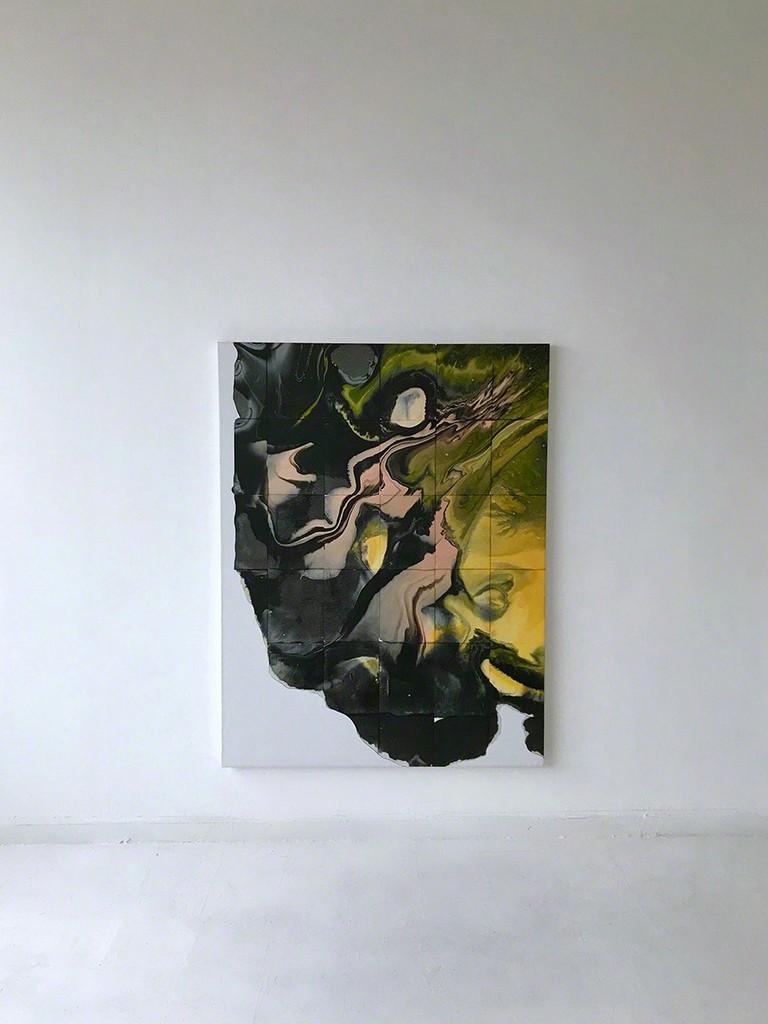 Kaws bape exposición Arte Galería FOLLETO Japón