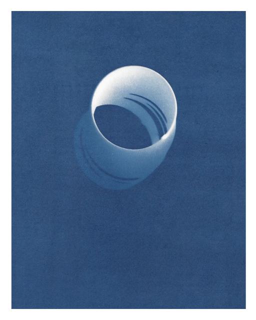 Sarah Irvin, 'Cyanotype Archive: Slinky', 2019, Massey Klein Gallery