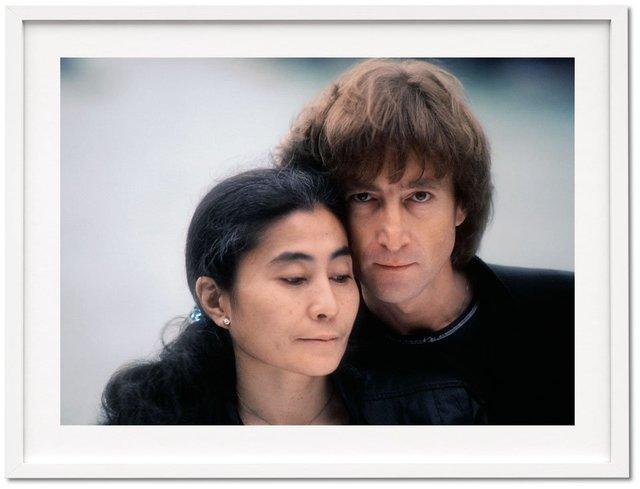 , 'Kishin Shinoyama. John Lennon & Yoko Ono. Art Edition A,' 1980, TASCHEN