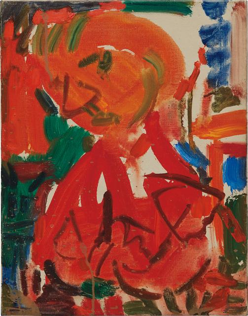 Hans Hofmann, 'The Artist 7', 1946, Phillips