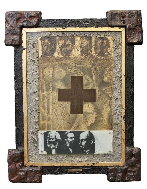 , 'Death of Ideology,' 1988, Galerija Gregor Podnar