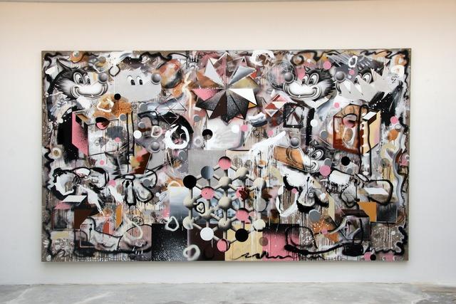 Barry Reigate, 'Untitled (Equations)', 2011, Alex Daniels - Reflex Amsterdam