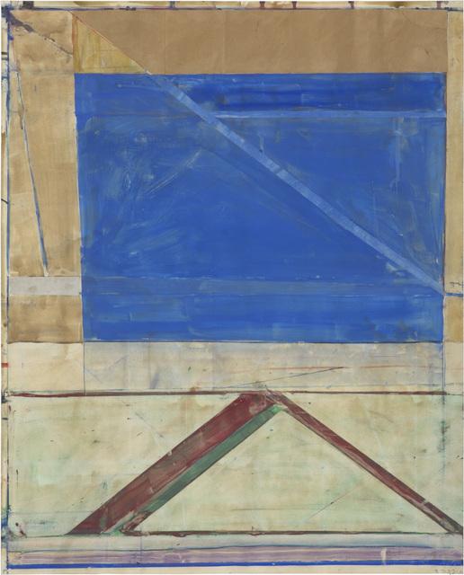 Richard Diebenkorn, 'Untitled', 1983, Richard Diebenkorn Foundation