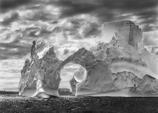 , 'Fortress of Solitude, Antarctica,' 2005, Yancey Richardson Gallery