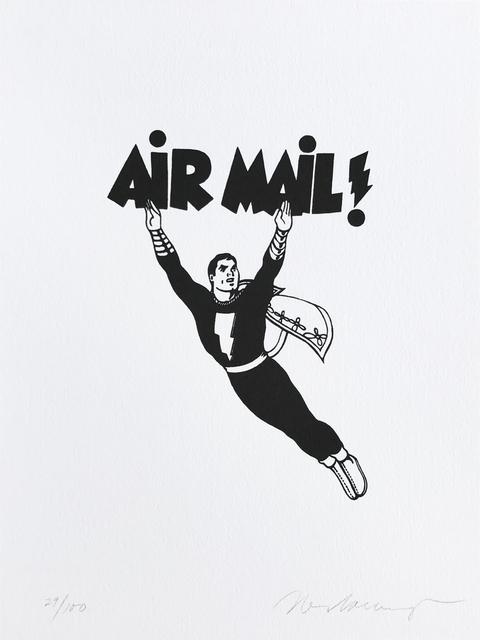 Mel Ramos, 'Air Mail', 2000, MLTPL
