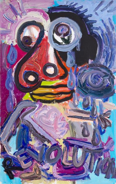 Bjarne Melgaard, 'Untitled', 2020, Painting, Oil on canvas, KÖNIG GALERIE
