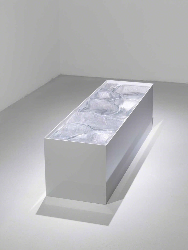 nendo, 'Innerblow Bench,' 2011, Carpenters Workshop Gallery