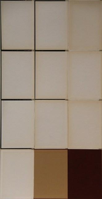Pedro Zamora, 'L'inizio', Galería Marita Segovia