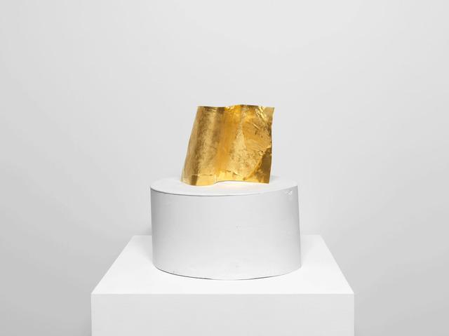 , 'Spoglia d'oro,' 2001, Gagosian