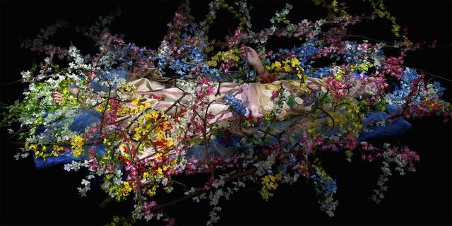 , 'Ophelia ,' 2015, OdA